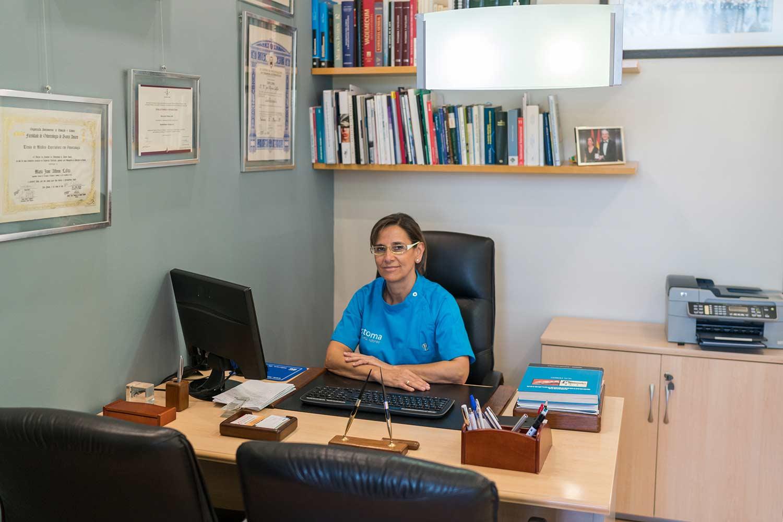 Doctora Mª José Alfonso Lafita