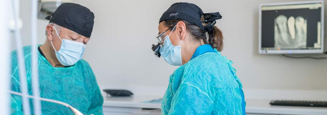 Cirugía oral en Stoma