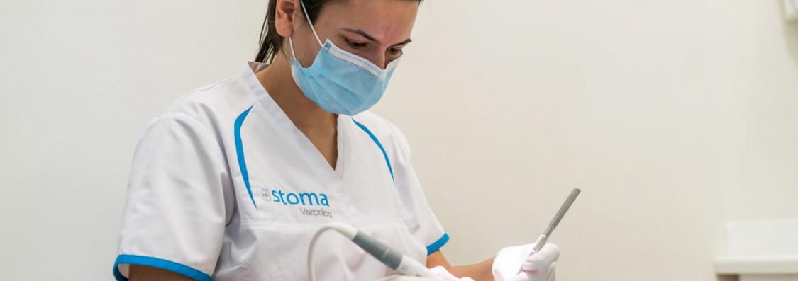 Tratamiento de periodoncia Stoma